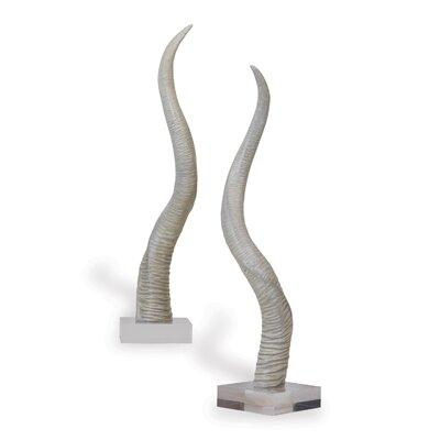 Port 68 Safari Horn Sculpture ACFS-216-01
