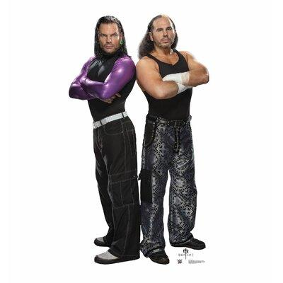 Advanced Graphics WWE The Hardy Boyz Standup 2573