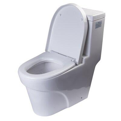 Eago Replacement Soft Closing Elongated Toilet Seat R-326...