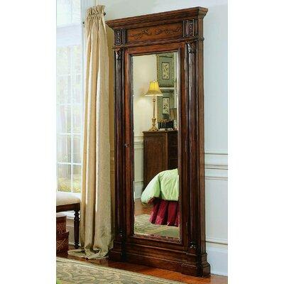 HOOKER Furniture Seven Seas Jewelry Armoire with Mirror 5...