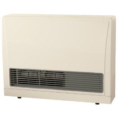 Rinnai C Series Direct Vent Natural Gas Fan Panel Heater EX17CN Power: 4893 W