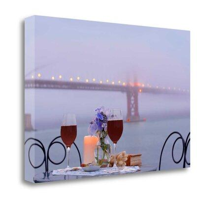 Tangletow Dream Cafe Golden Gate Bridge - 57' Photographi...