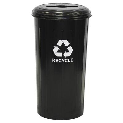 Witt 20 Gallon Recycling Container 10/1CTBK / 10/1CTDB Co...