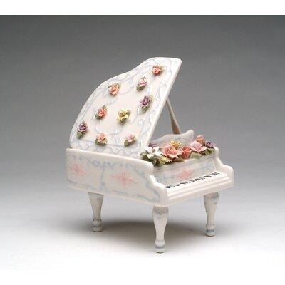 Ophelia & Co. Kuykendall Grand Piano Musical Box Sculptur...