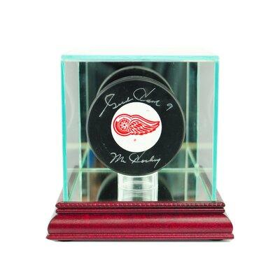 Perfect Cases and Frames Single Hockey Puck Display Case ...