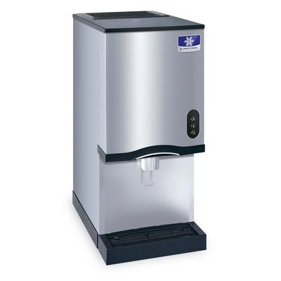 Manitowoc CNF-0201A-L 315 lb Countertop Nugget Ice & Water Dispenser - 10 lb Storage, Cup Fill, 115v