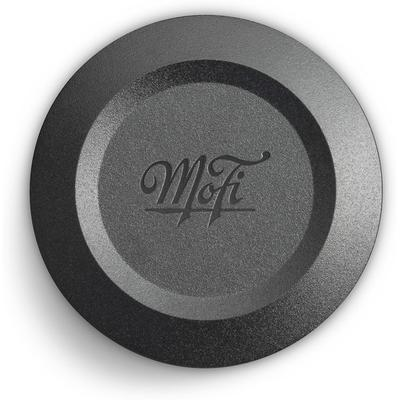 MoFi Super Heavyweight turntable weight/noise control