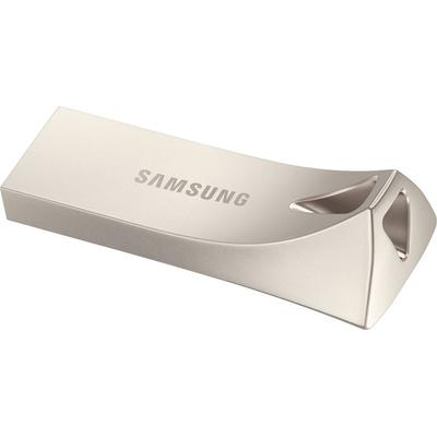 Samsung 32GB BAR Plus USB Flash Drive Silver
