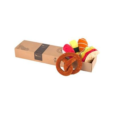 P.L.A.Y. Pet Lifestyle and You International Classic Food Set Dog Toy