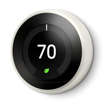 Nest Learning Thermostat (3rd Generation), White