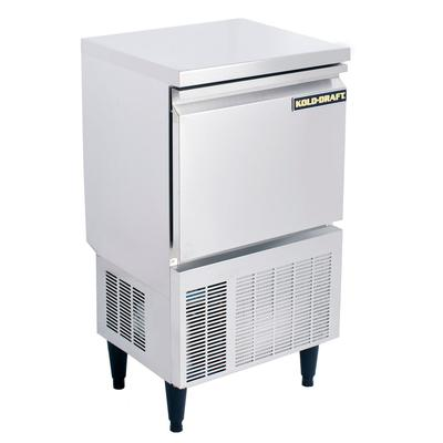 Kold-Draft KD-70 36.7H Full Cube Undercounter Ice Maker - 82 lbs/day, Air Cooled