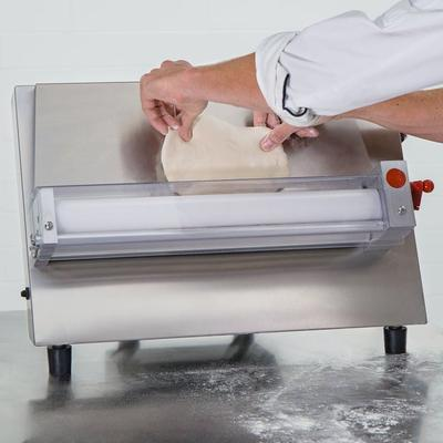 "Estella EDS18S Countertop 18"" One Stage Dough Sheeter - 2..."