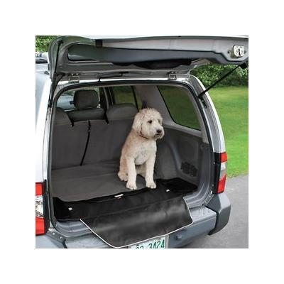 Kurgo Cargo Cape Liner Car Seat Cover, Charcoal