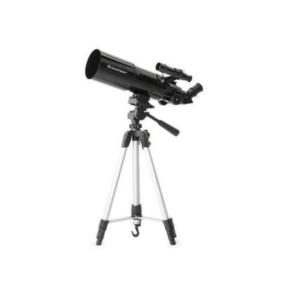 Celestron Telescopes Travel Portable Scope 80 f/5 With Ba...