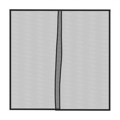 Pure Garden 2 Piece One Car Garage Screen Door Set M150025