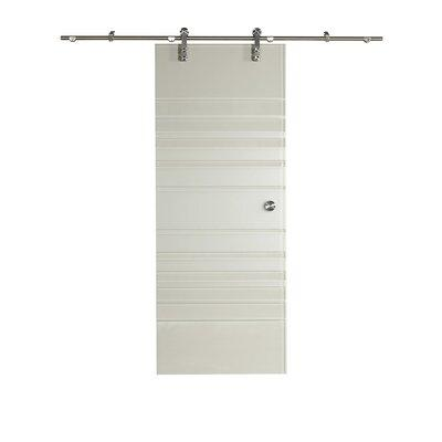 LTL Barn Doors New Vision Silhouette Glass Interior Barn ...