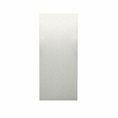 "Swan Solid Surface 96"" x 36"" x 0.25"" One Panel Shower Wal..."