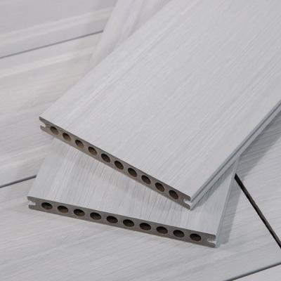 TruOrganics® Gray Deck, Recycled Materials, Wide Sample