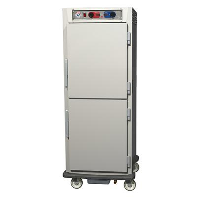Metro C599-SDS-UPDS Full Height Mobile Heated Cabinet w/ (17) Pan Capacity, 120v