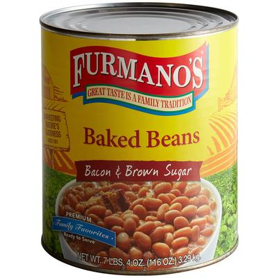 Furmano¿s 10 Can Baked Beans - 6/Case