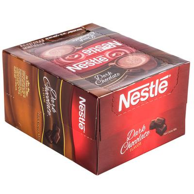 Nestle Dark Hot Chocolate Mix - 50/Box