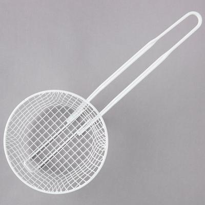 "Thunder 8"" Coated Coarse Mesh Breading Basket"