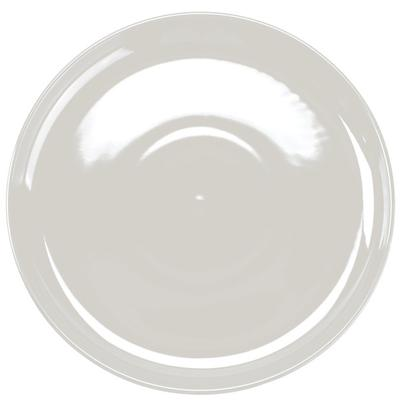 "TUXTON BWA-1315 DuraTux 13 1/8"" White China Pizza Serving..."