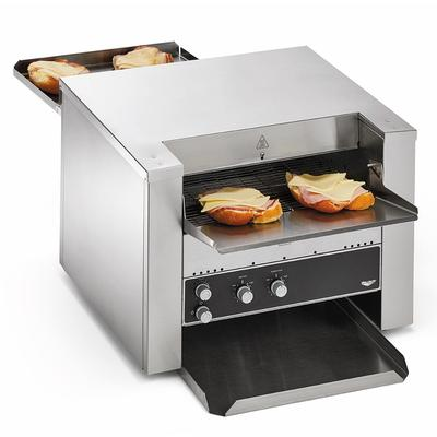 Vollrath CVT4-220900 Conveyor Toaster - 900 Slices/hr w/ 1.5 to 3 Product Opening, 220v/1ph on Sale