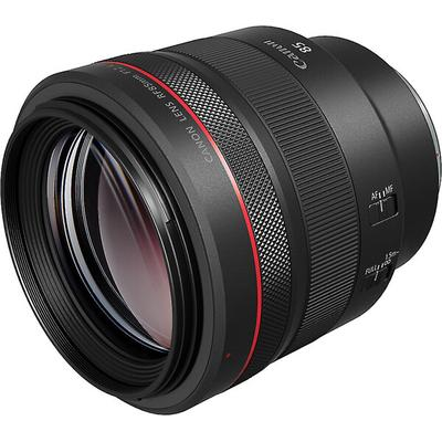 Canon RF 85mm f/1.2 L USM Lens for R Series Cameras