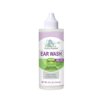 Four Paws Dog Ear Wash, 4-oz bottle