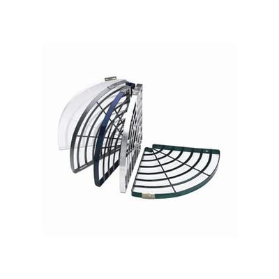 Our Resting Shelf allows for a different type of perching area inside a bird\'s cage. The bars of the bird rest shelf are flat making it an ideal place for your bird to stretch its feet after a long day of perching.Excellent for placing anything that...