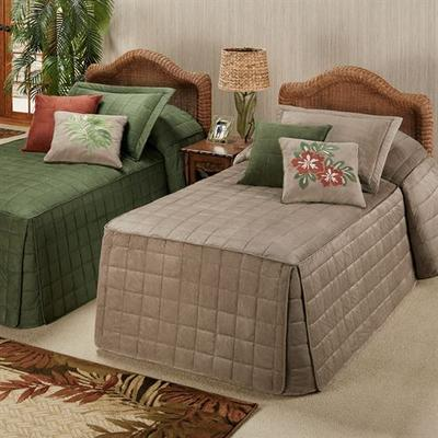 Camden Classic Fitted Bedspread, Full 21