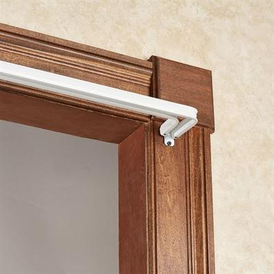 Arrietty Double Curtain Rod White, 48
