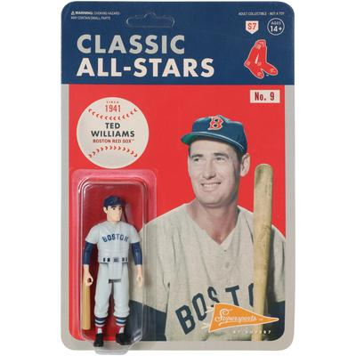 """Ted Williams Boston Red Sox Reaction Figure"""