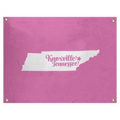 East Urban Home Knoxville Tennessee Wall Tapestry Polyester In Pink Size 50 H X 59 W Wayfair 2549290a906943efb81a206e8ae2a33a Shefinds