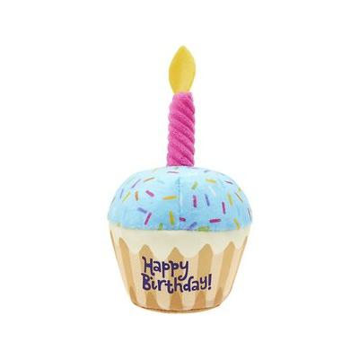 Frisco Plush Birthday Cupcake wi...