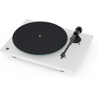Pro-Ject T1 Ph SB White turntable w/ Ortofon OM5e cartridge