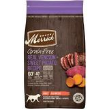 Merrick Grain Free Dry Dog Food Real Venison & Sweet Potato Recipe, 4-lb bag