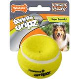 Nylabone Power Play Tennis Ball Gripz Dog Toy, Medium, 1 count