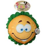 Ethical Pet Fun Food Cheeseburger Squeaky Plush Dog Toy