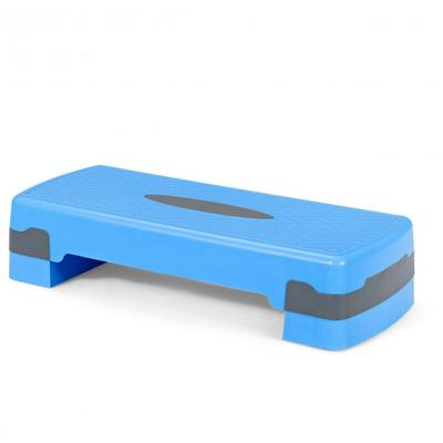 This is the aerobic step platform which can help you build muscle, enhance overall fitness, lose weight and burn more calories.