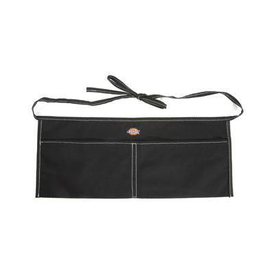 Dickies 2-Pocket Canvas Apron - Black Size One (L10131)