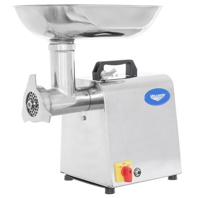 Vollrath 40743 Bench Style Meat Grinder - 264 lb Capacity, #12 Hub, Stainless 110v on Sale