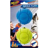 Nerf Dog - Nerf Dog Rubber Sonic Ball Dog Toy, 2.5-in, 2 count