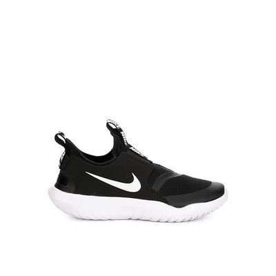 Nike Boys Flex Runner Slip On Sneaker Running Sneakers - BLACK Size 11M