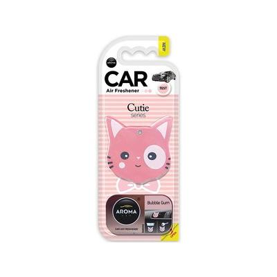 Aroma Car Cutie Series Bubble Gum Car Air Freshener