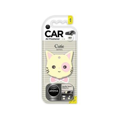 Aroma Car Cutie Series Vanilla Car Air Freshener