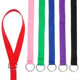 Downtown Pet Supply - Downtown Pet Supply Slip Dog Leash, Rainbow, 6-ft, 6 count
