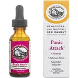 Botanical Animal Flower Essences Panic Attack Calming Pet Supplement, 1-oz bottle