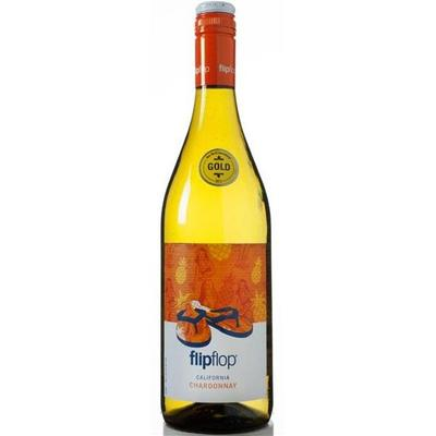 Herbal and appley aromas lead to soft apple and melon flavors in this lively wine. With another sip, a creamy texture and richness come out that add an extra dimension of interest to this inexpensive wine that\\\'s hardly a flop. Medium-bodied, Chardonnay...